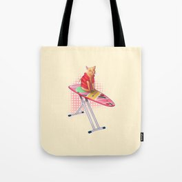 Hoverboard Cat Tote Bag