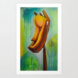 Mali Budz Art Print