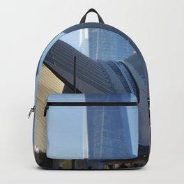 Calatrava's World Trade Center Backpack