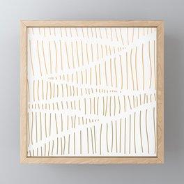 Coit Pattern 88 Framed Mini Art Print