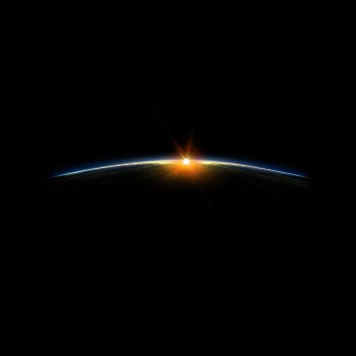 Earthrise Duvet Cover