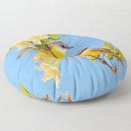 Promesse de printemps... Floor Pillow