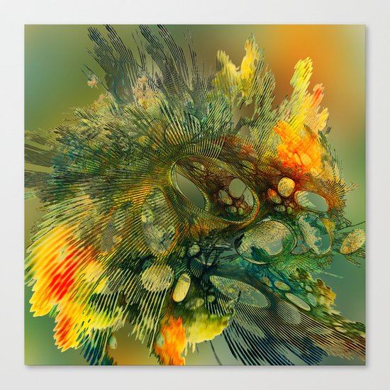 The Flavor of Autumn Canvas Print