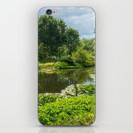 The Lake pt 2 iPhone Skin