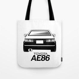 AE86 Tote Bag