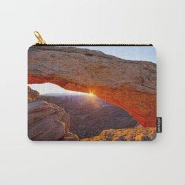 Mesa Arch Sunburst Carry-All Pouch