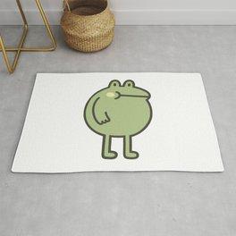 Awesome Frog Rug