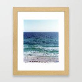 Gulf Coast Framed Art Print