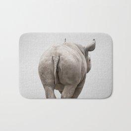 Rhino Tail - Colorful Bath Mat