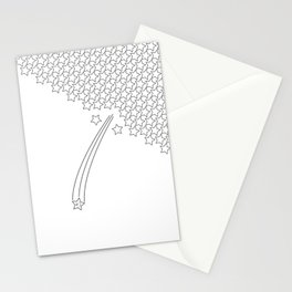 Dropout Stationery Cards