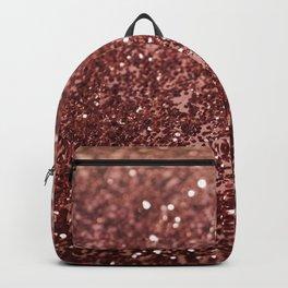 Cafe Au Lait Glitter #1 #shiny #decor #art #society6 Backpack