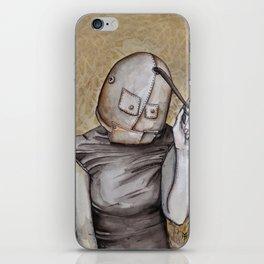 Coy conformity iPhone Skin