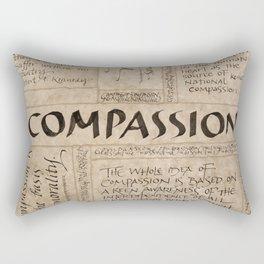 Compassion Rectangular Pillow