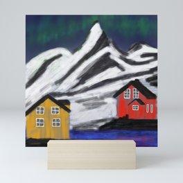 Northern Norway Mini Art Print