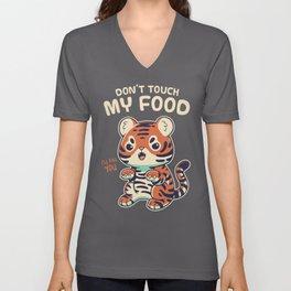 My Food Unisex V-Neck