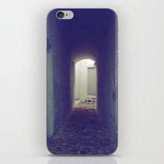 Light at the end of the tunnel II iPhone & iPod Skin