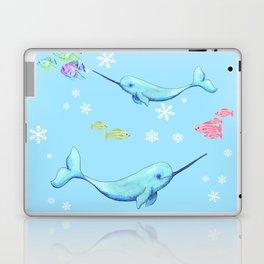 Narwhal Buddies Laptop & iPad Skin