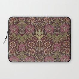 William Morris,Art Nouveau,Vintage pattern, floral victorian pattern, Laptop Sleeve