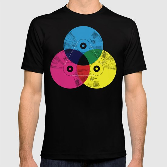 Music is the colors of life T-shirt