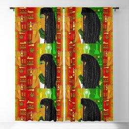 Cleopotra Reggae #2 Blackout Curtain