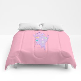 This Is - Illustration Comforters