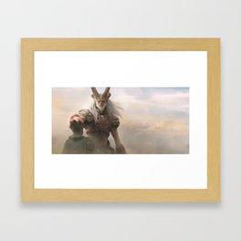 War 1_4 Framed Art Print