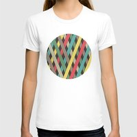 striped T-shirts featuring Striped by General Design Studio