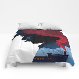 Murder on the Orient Express Comforters