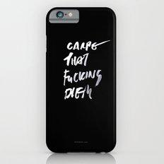 CARPE / brush test version iPhone 6s Slim Case