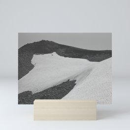 Snow Desert Mini Art Print