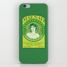 Maenad Absinthe iPhone & iPod Skin