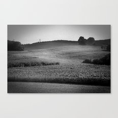 The Hills Canvas Print