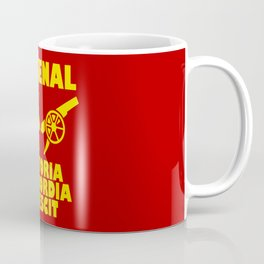 Slogan: Arsenal Coffee Mug