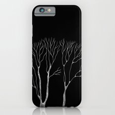 Winter trees iPhone 6s Slim Case