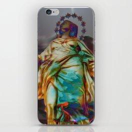 Virgen II iPhone Skin