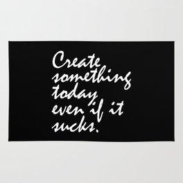Create Something Today Rug
