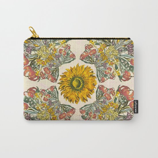 The Universal language of flowers II Carry-All Pouch
