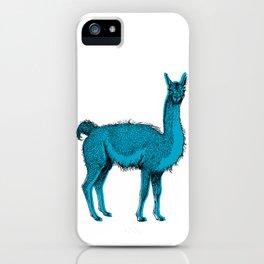 guanaco iPhone Case