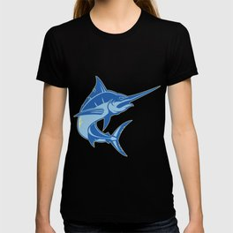 Sailfish is one of the most hardest fishes to catch T-shirt