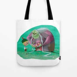 Hansel Tote Bag