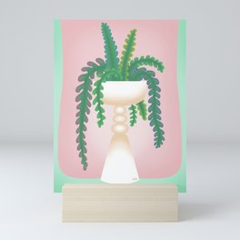 cryptocereus Mini Art Print