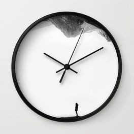 Lost in isolation Wall Clock