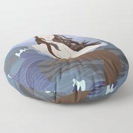 Selkie Floor Pillow