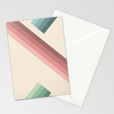 Vintage Geometric Stationery Cards