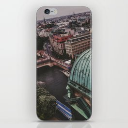 Berlin High View iPhone Skin