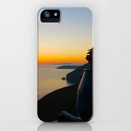 Santorini xm iPhone Case