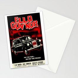 Ello Gov'nor! Regular Show Stationery Cards