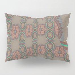 Pallid Minty Dimensions 21 Pillow Sham