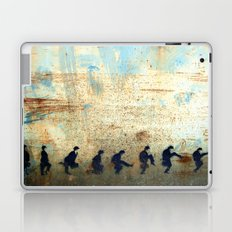 Ministry of Silly Walks Laptop & iPad Skin