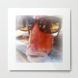 Cool Fish..... Metal Print